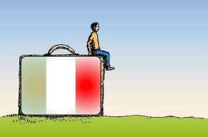 Misure straordinarie italiani all'estero